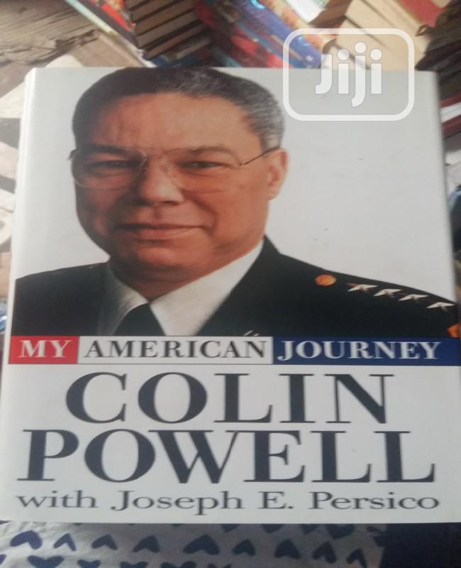 My American Journey By Collins Powell