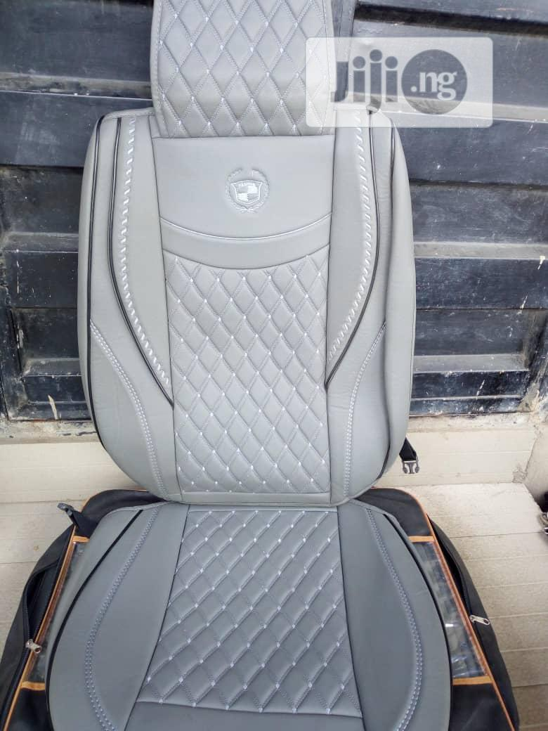 Quality Designers Leather Seat Covers For Cars & Jeeps In All Colors | Vehicle Parts & Accessories for sale in Mushin, Lagos State, Nigeria