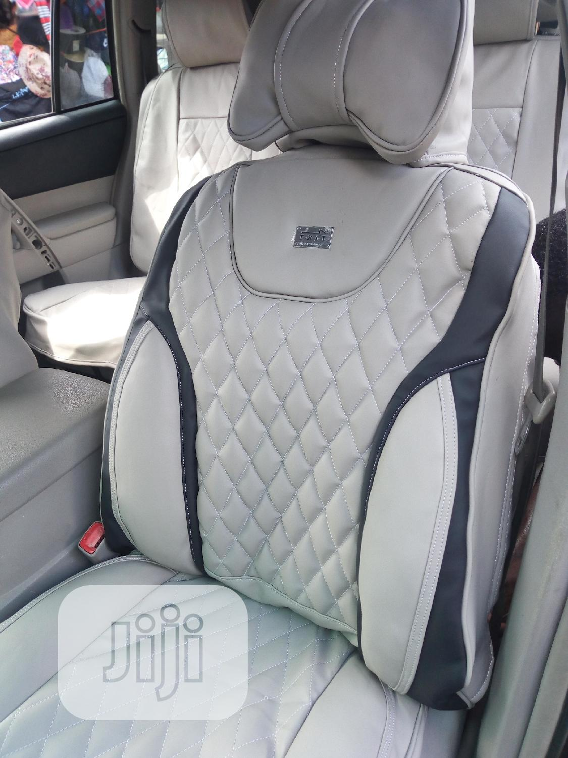 Quality Designers Leather Seat Covers For Cars & Jeeps In All Colors