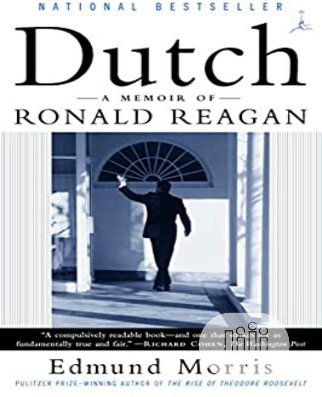 Archive: Dutch A Memoir Of Ronald Reagan