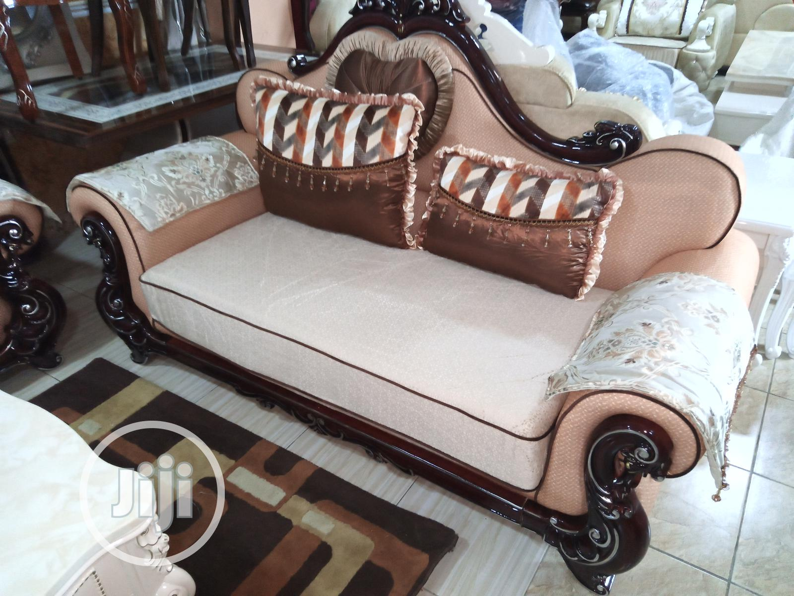 Quality Royal Sofa Settee | Furniture for sale in Lekki, Lagos State, Nigeria