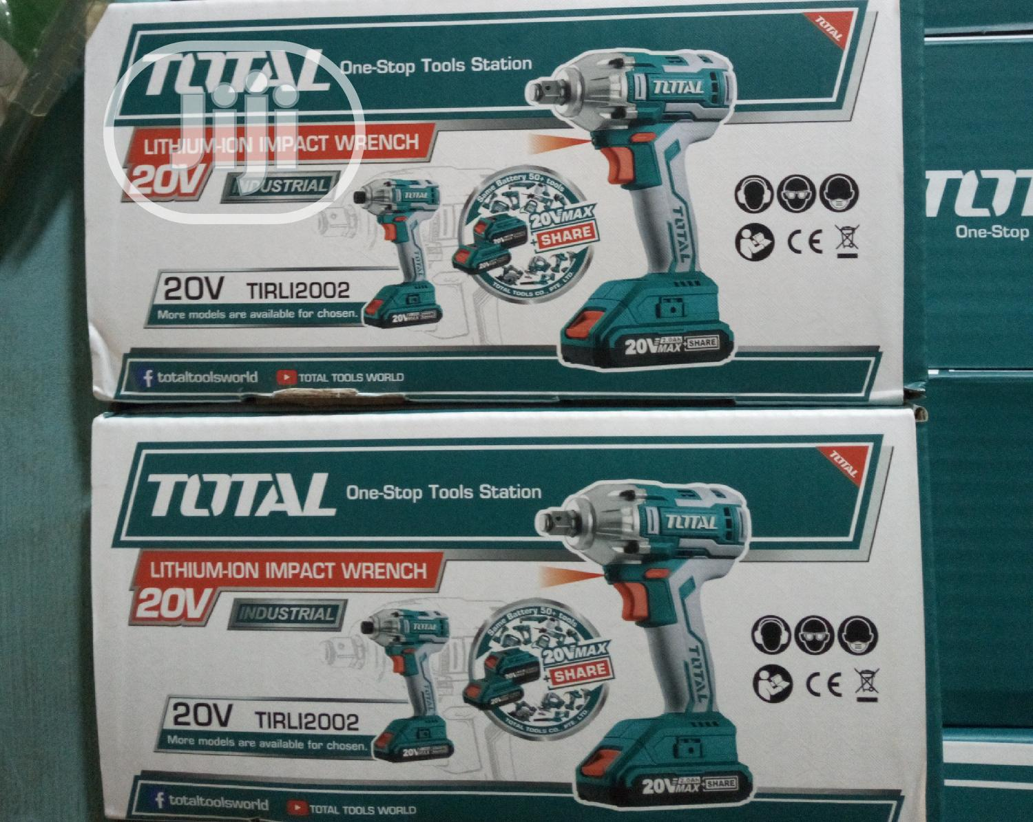 Cordless Impact Wrench | Electrical Hand Tools for sale in Lagos Island (Eko), Lagos State, Nigeria