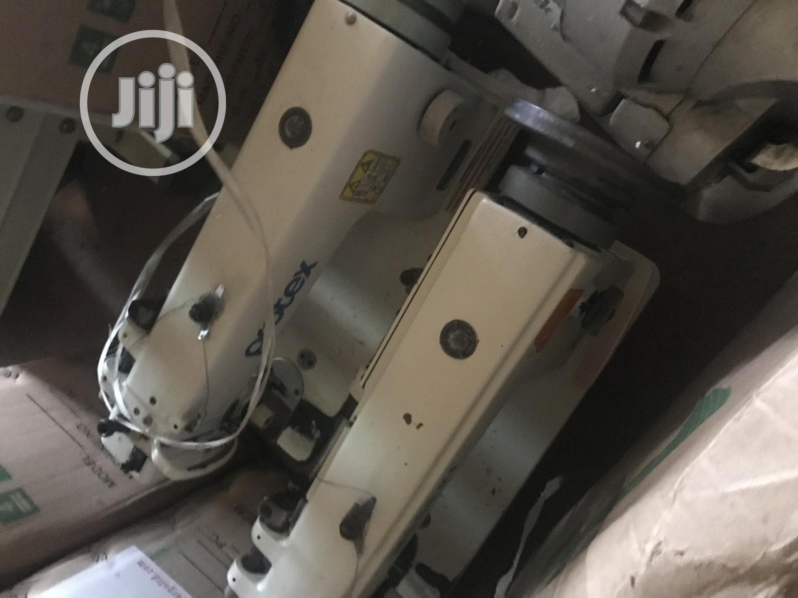 Protex Industrial Machine for Leather | Manufacturing Equipment for sale in Mushin, Lagos State, Nigeria