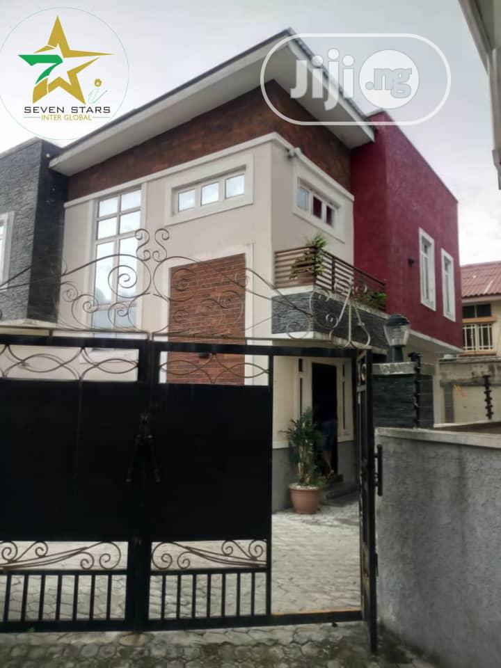 SWEET 4bedrooms Fully Duplex Wit a 1room BQ 4 SALE