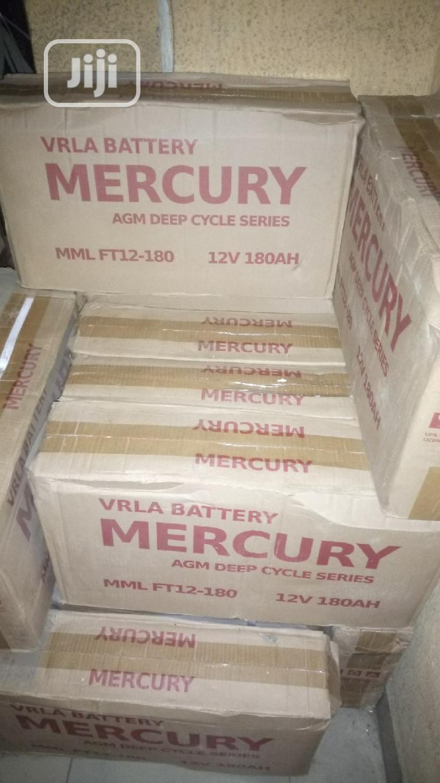 Archive: 12v/ 180ah Slim Battery