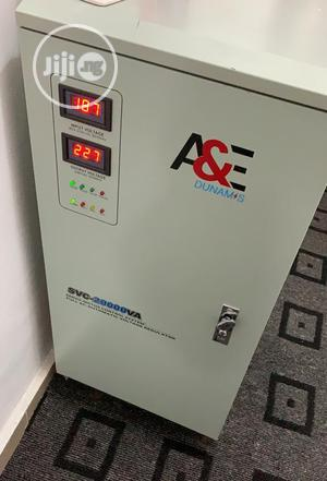 20kva Single Phase Servo Stabilizer (With Paylater Options) | Electrical Equipment for sale in Lagos State, Ikeja