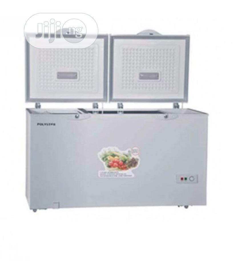 Polystar Double Door Chest Freezer - PV-CF520L
