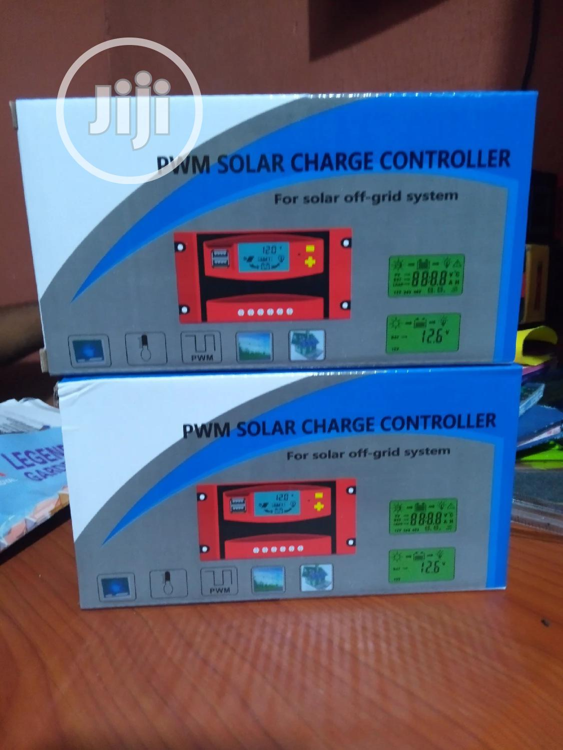 Original PMW Solar Charger Controller For All Solar System