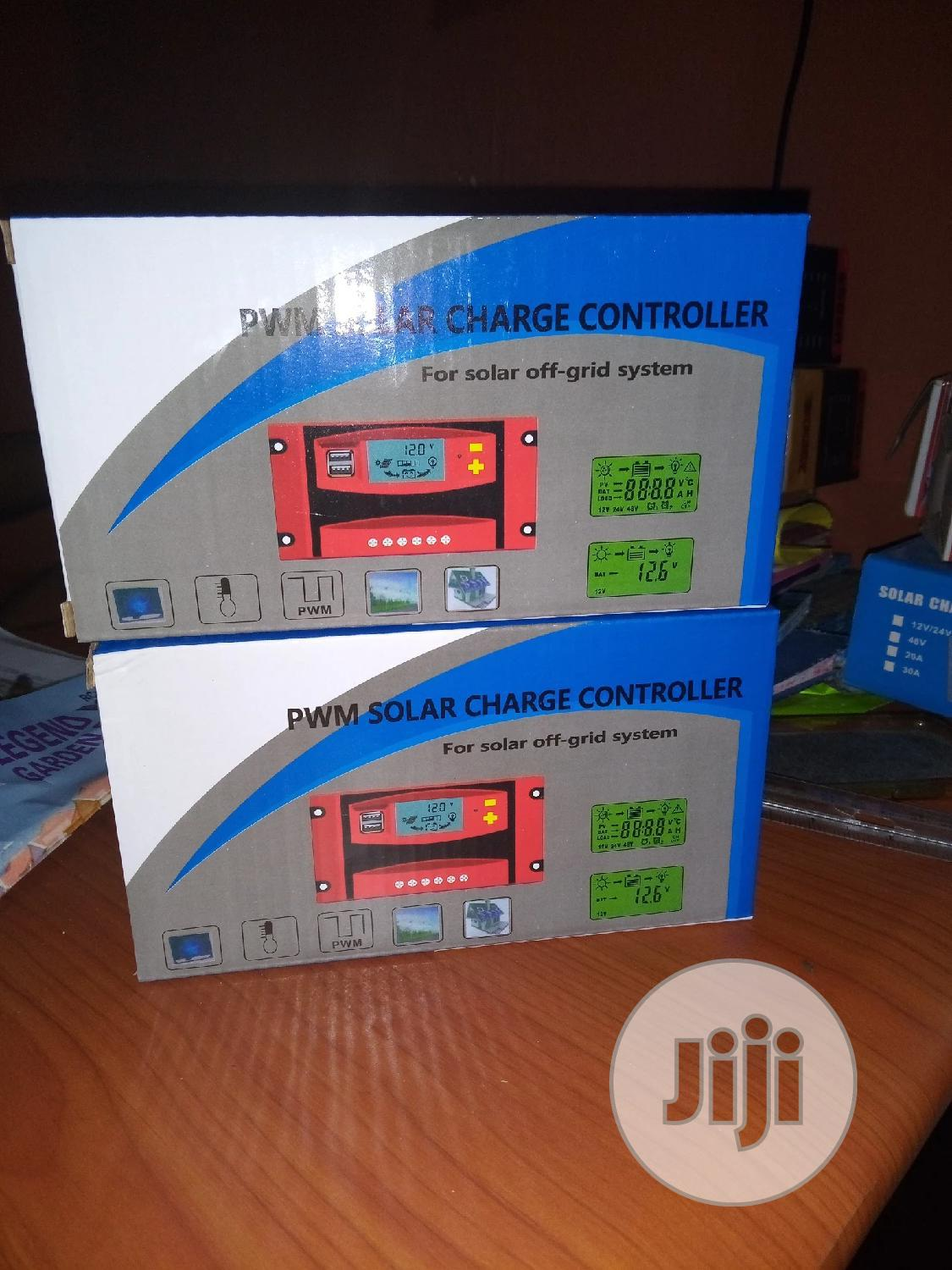 Original PMW Solar Charger Controller For All Solar System | Solar Energy for sale in Magodo, Lagos State, Nigeria