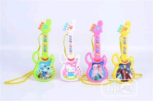 High Quality Guitar Kids Development Musical Instrument Guitar Toy   Toys for sale in Lagos State, Amuwo-Odofin