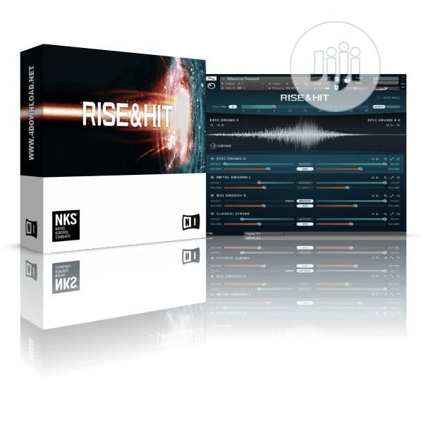 Native Instruments Rise & Hit KONTAKT Library
