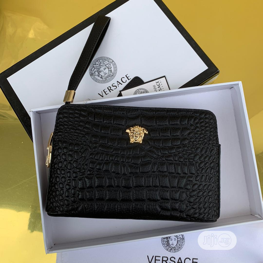 Versace Clutch Bag for Men