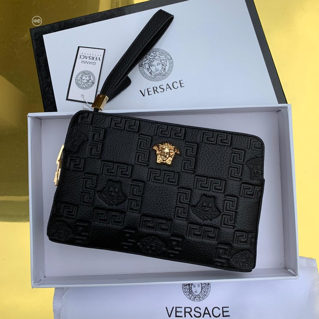 Versace Clutch Bag for Men | Bags for sale in Magodo, Lagos State, Nigeria