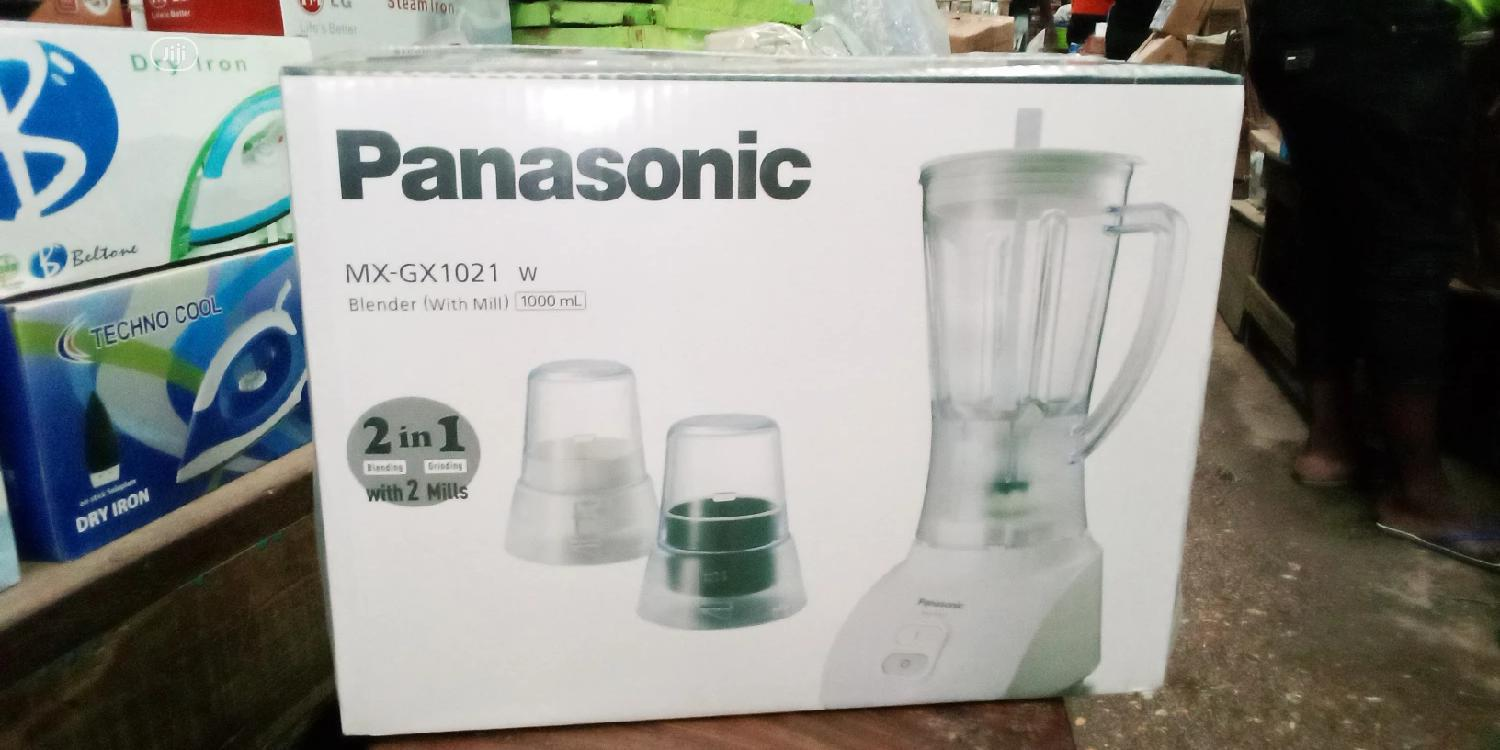 Strong Panasonic Blender Two In One.