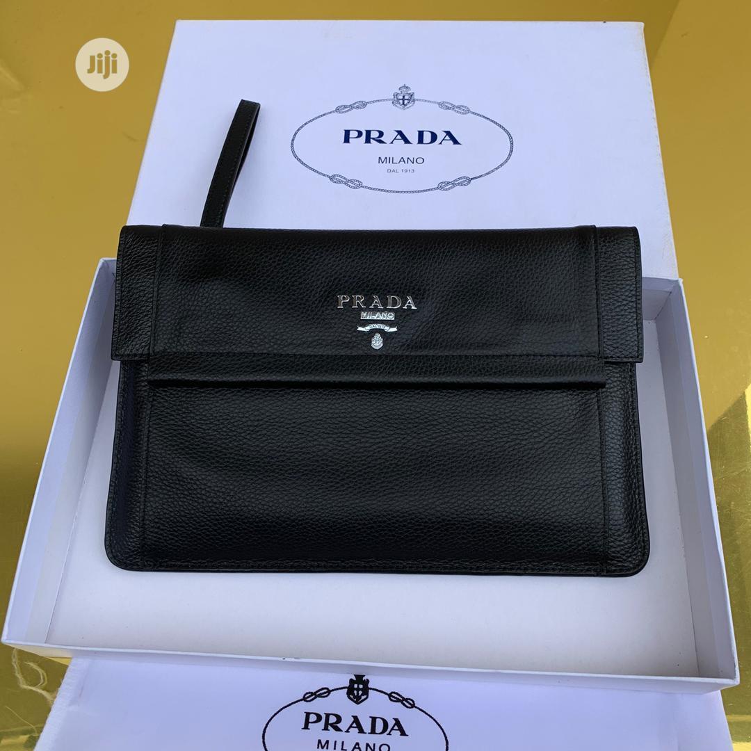Prada Clutch Bag for Men