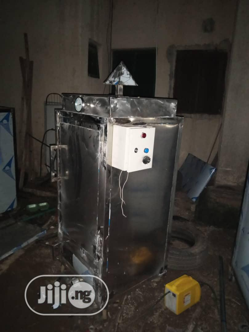 Fish Smoking Oven | Industrial Ovens for sale in Agege, Lagos State, Nigeria
