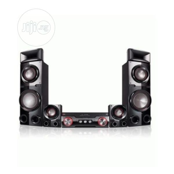 4.2 Channel Bluetooth Home Theater -ARX 10- Black