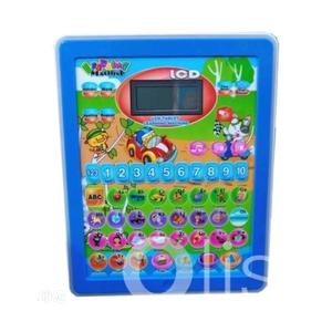 Kids Educational Learning Tablet With LCD Screen - Toy   Toys for sale in Lagos State, Amuwo-Odofin