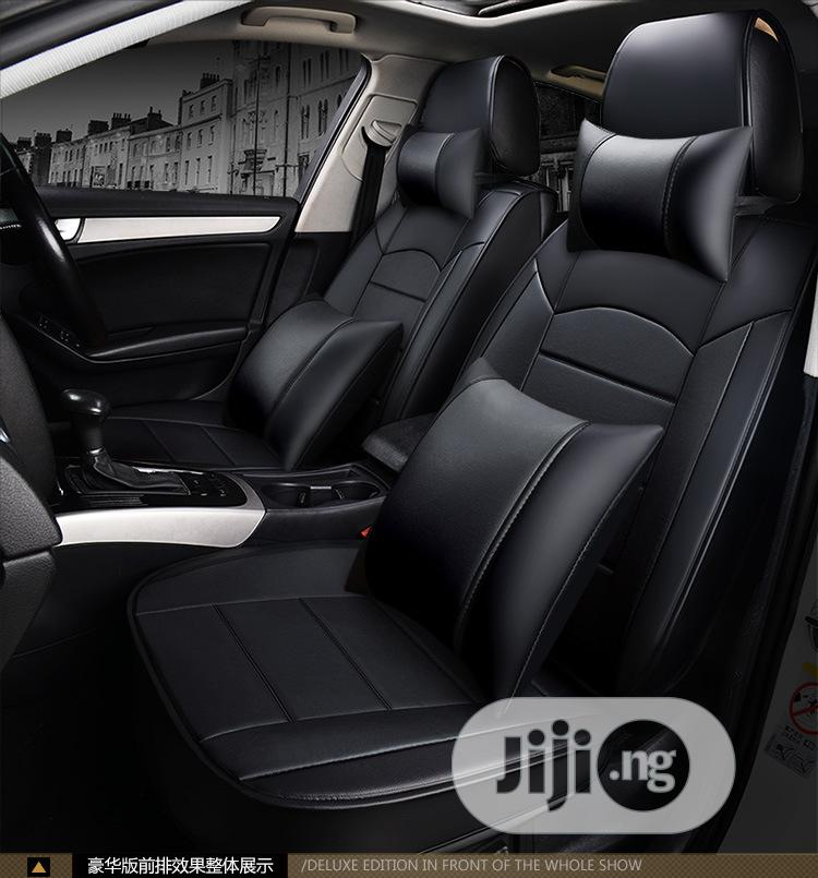 High Quality Deluxe Luxury Edition Seat Covers For 5seater SUV & Sedan