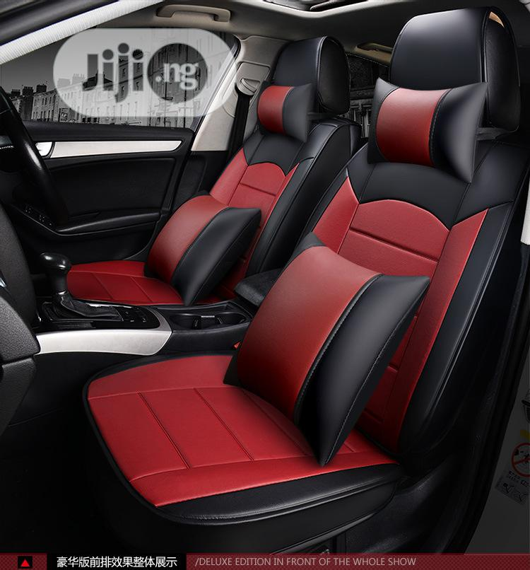 Duluxe Luxury Edition Seat Covers For 5seater Suvs & Sedan Cars.   Vehicle Parts & Accessories for sale in Wuse 2, Abuja (FCT) State, Nigeria
