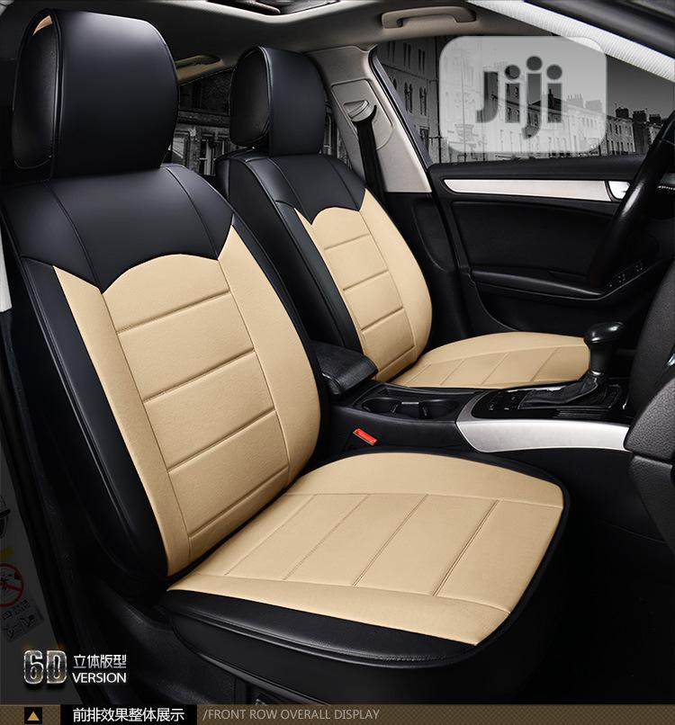 Deluxe Luxury Edition Customize Seat Covers For 5seater Suvs & Sedan | Vehicle Parts & Accessories for sale in Wuse 2, Abuja (FCT) State, Nigeria