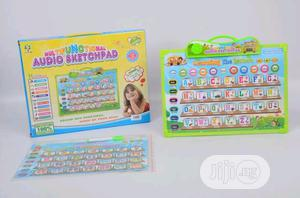 Audio Sketchpad Educational Toy for Kids   Toys for sale in Lagos State, Amuwo-Odofin