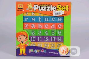 Intellectual Puzzle Set | Toys for sale in Lagos State, Amuwo-Odofin