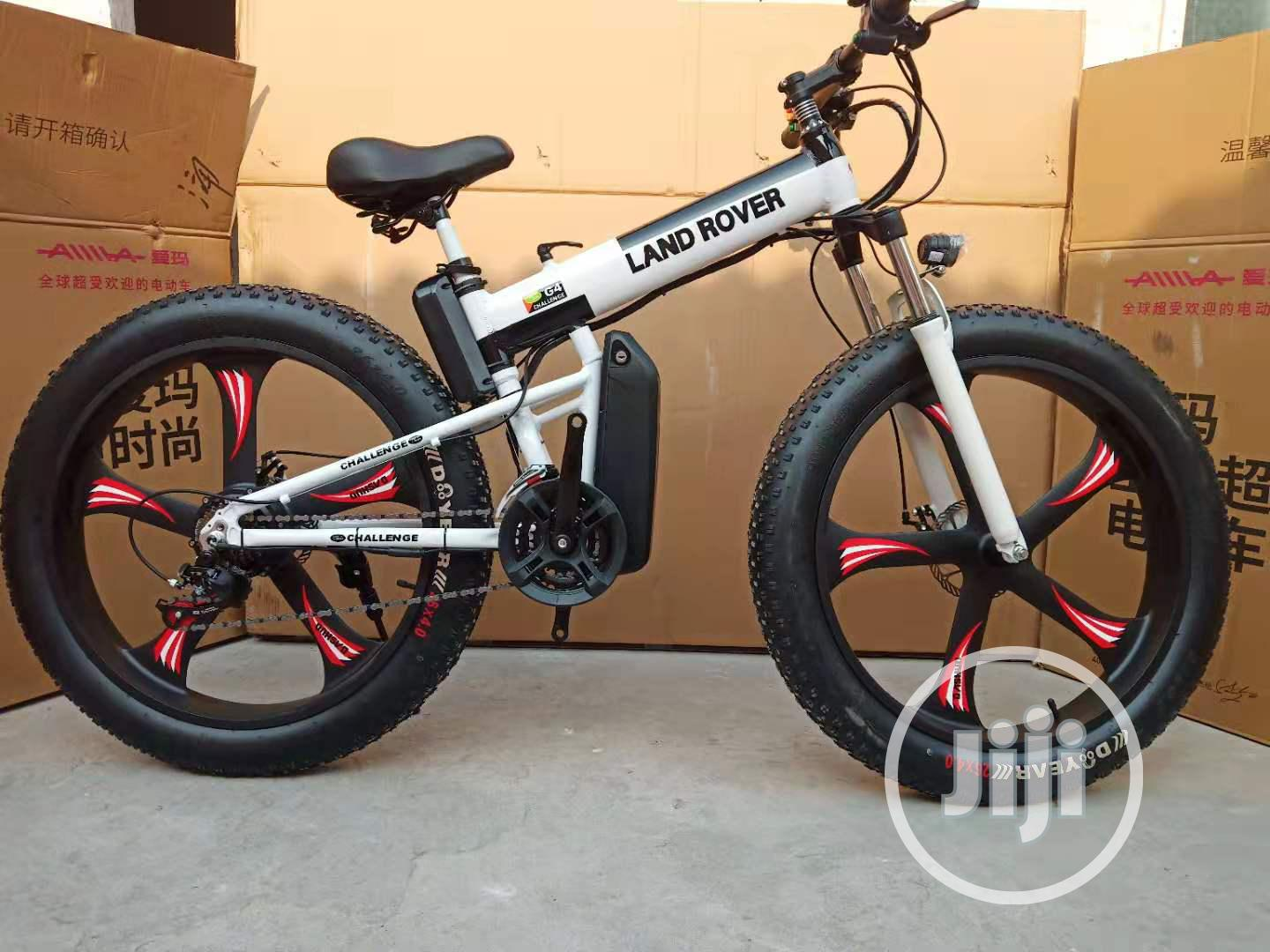 E Bicycle Brand New