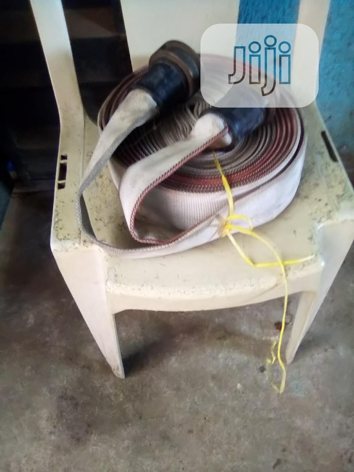 Canvas Hose By 20m In Roll
