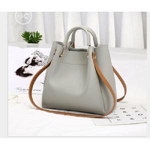 New Trendy Ladies Shoulder Women Handbag- Grey | Bags for sale in Lagos State, Amuwo-Odofin