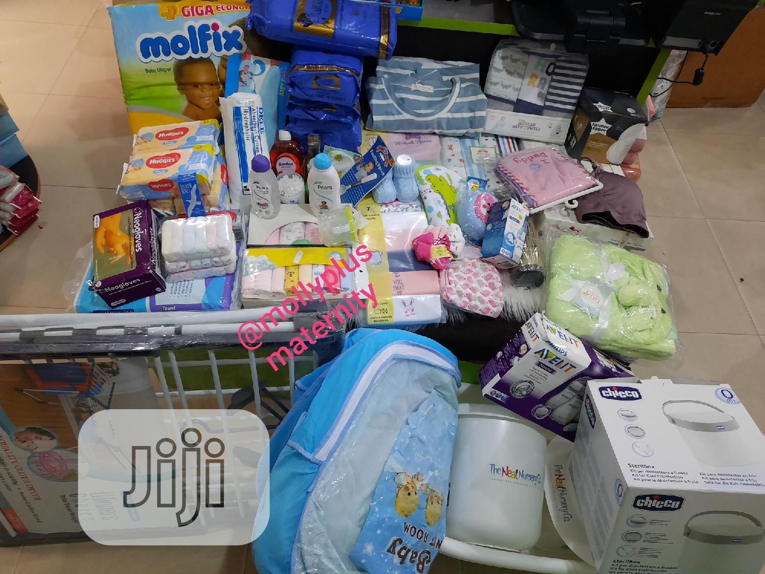 Baby Hospital Delivery Items