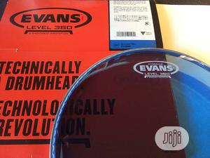 Evans Drum Head Level 360 22inch | Musical Instruments & Gear for sale in Lagos State, Ojo