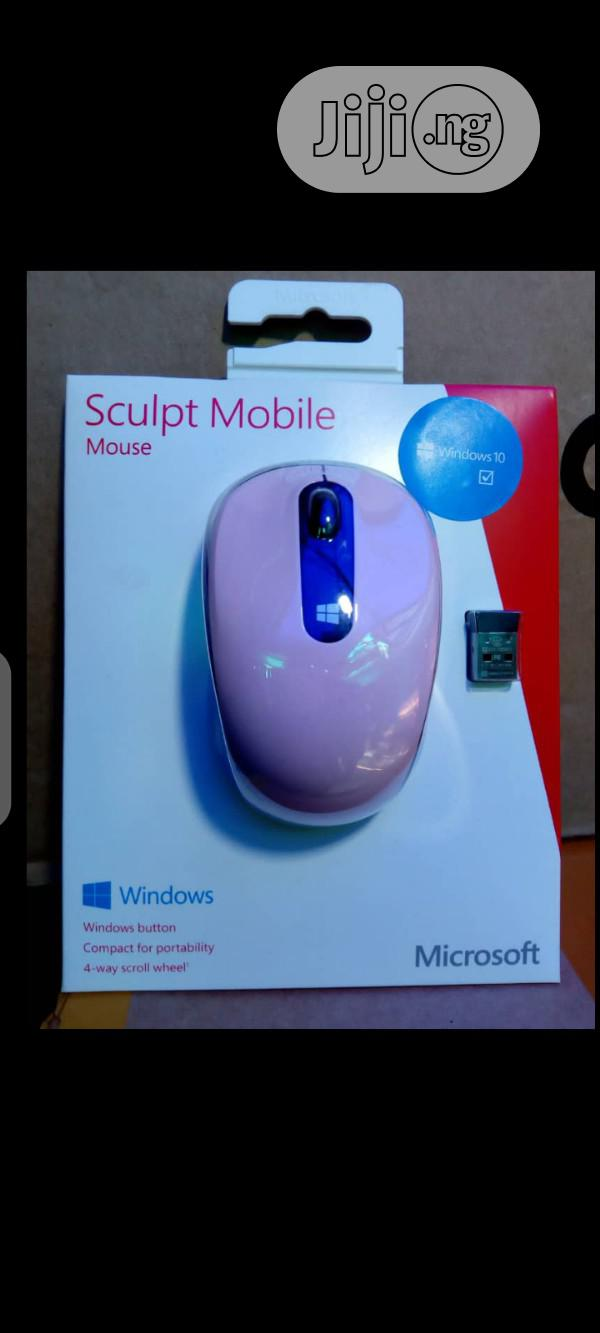 Microsoft Sculpt Mobile Mouse | Computer Accessories  for sale in Ikeja, Lagos State, Nigeria