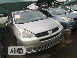 Toyota Sienna 2005 XLE Silver | Cars for sale in Lagos State, Apapa