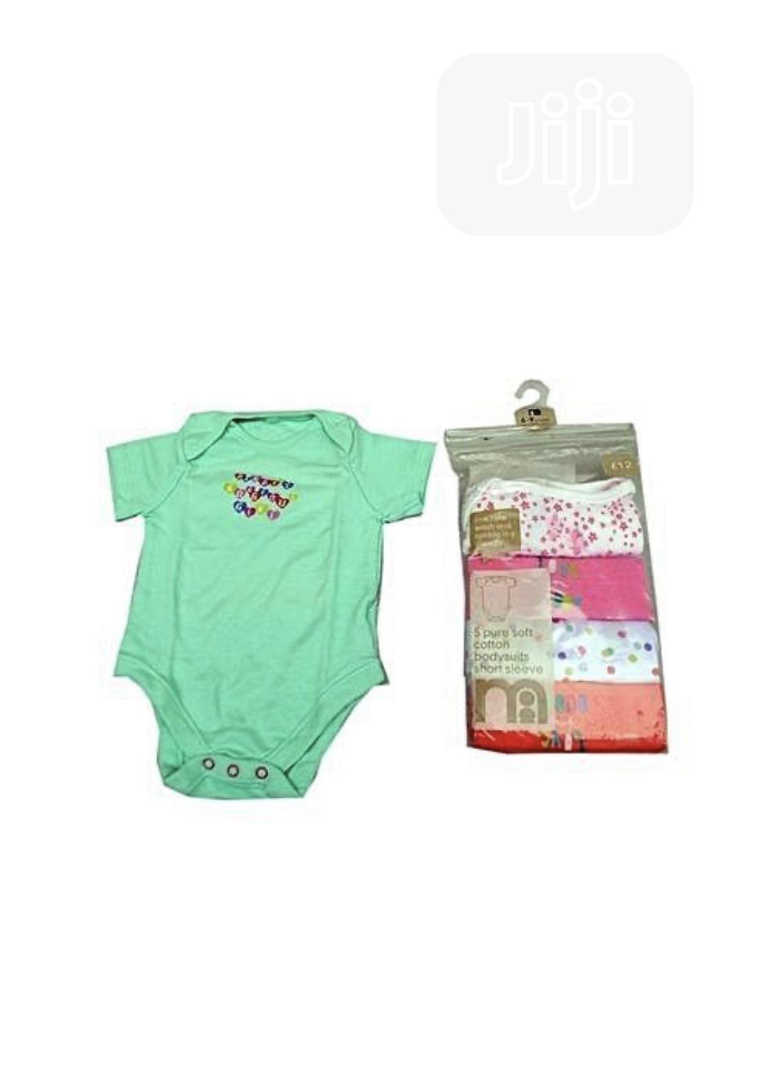 Archive: Mother Care Body Suits