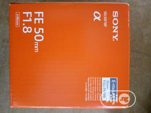 Sony 50mm 1.8F Lens   Accessories & Supplies for Electronics for sale in Lagos State, Lagos Island (Eko)
