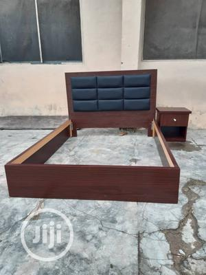 4.5 By 6 Bed Frame   Furniture for sale in Lagos State, Ojo