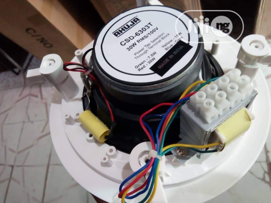 Ahuja Ceiling Speaker 30watts