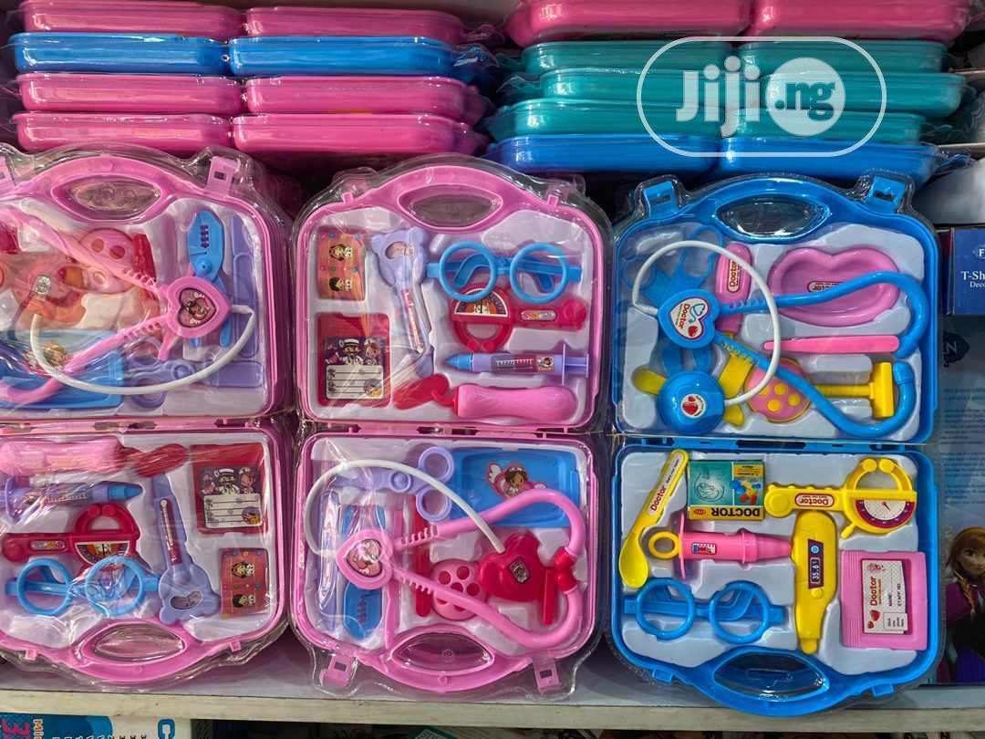 Medical Toy Set For Kids