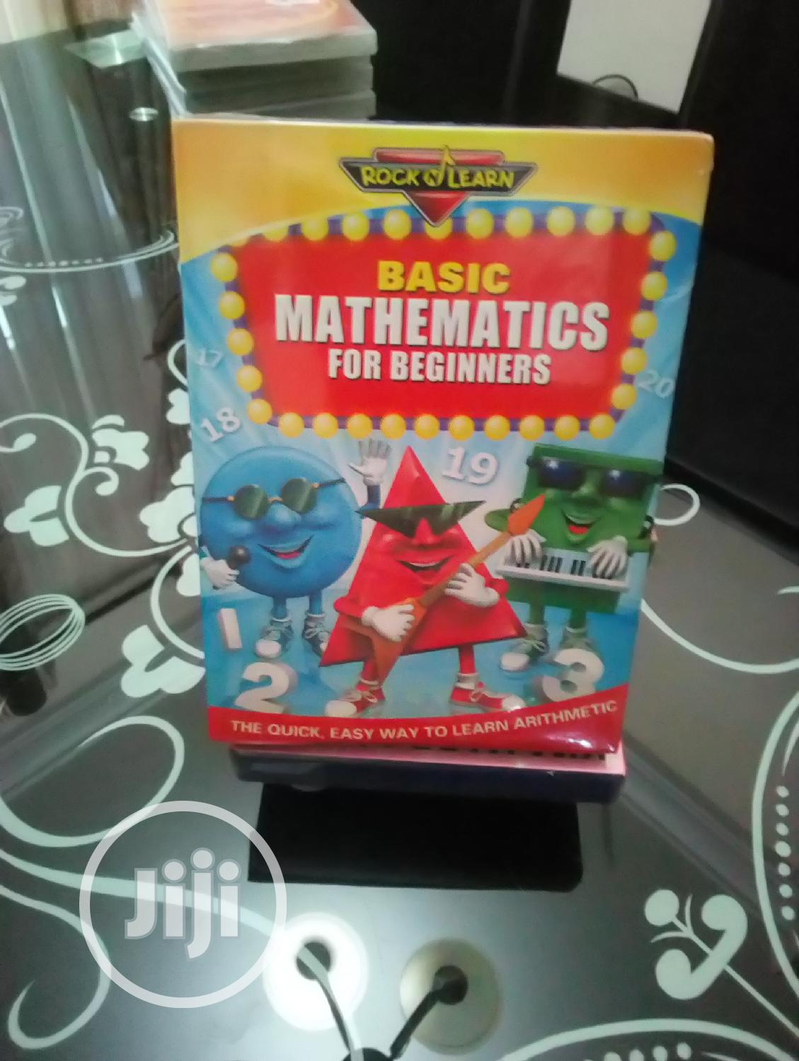 Rock N Learn Mathematics 5 Dvds