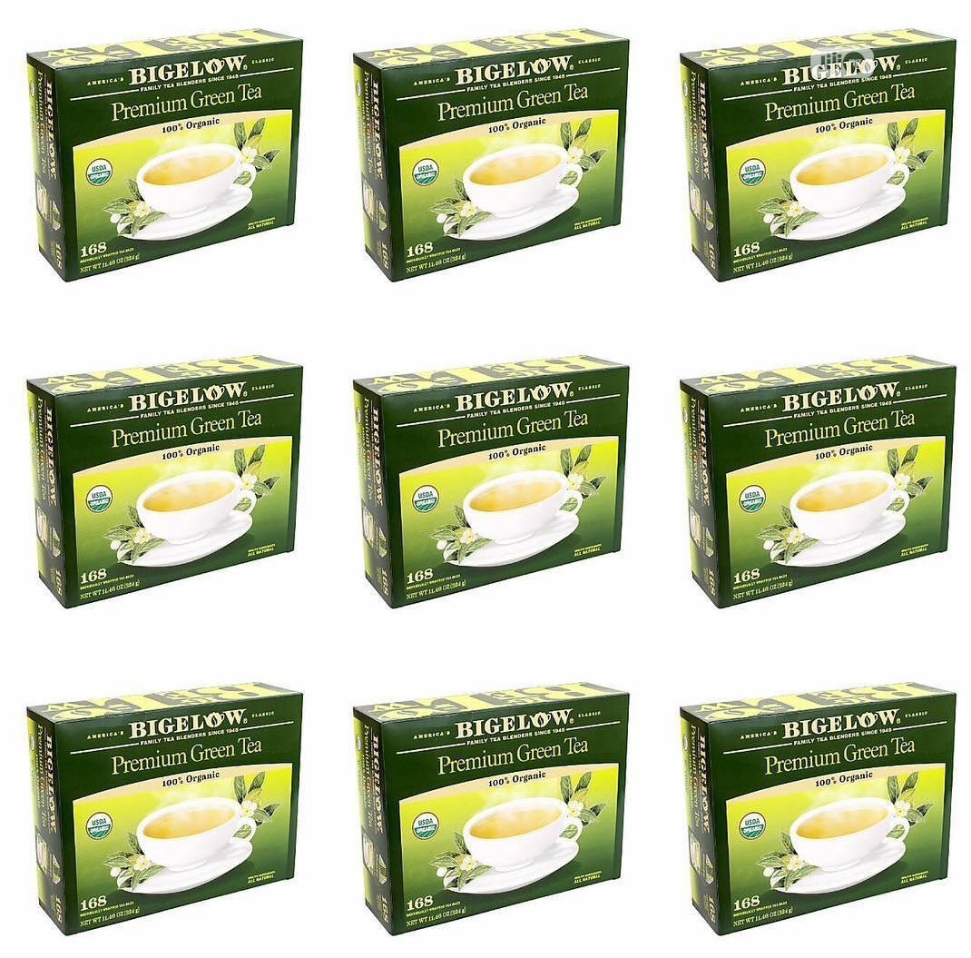 Big Elbow Premium Green Tea