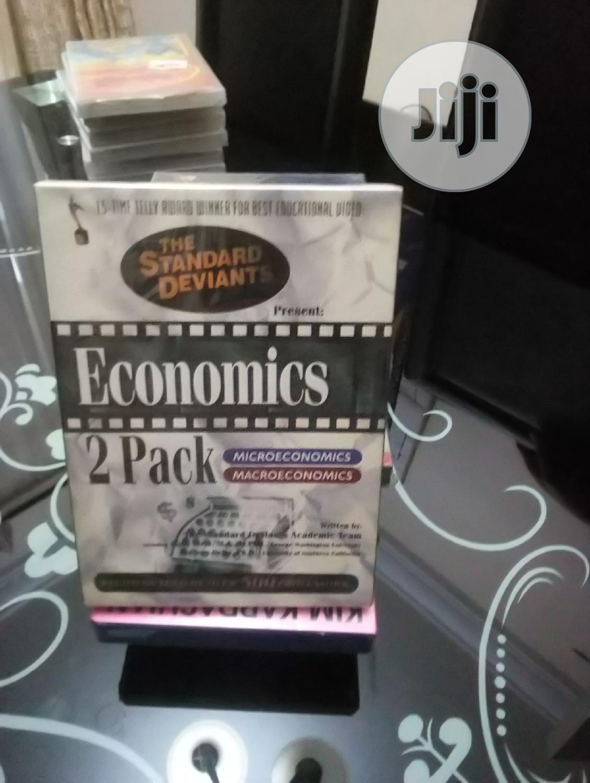 Economics 2dvds