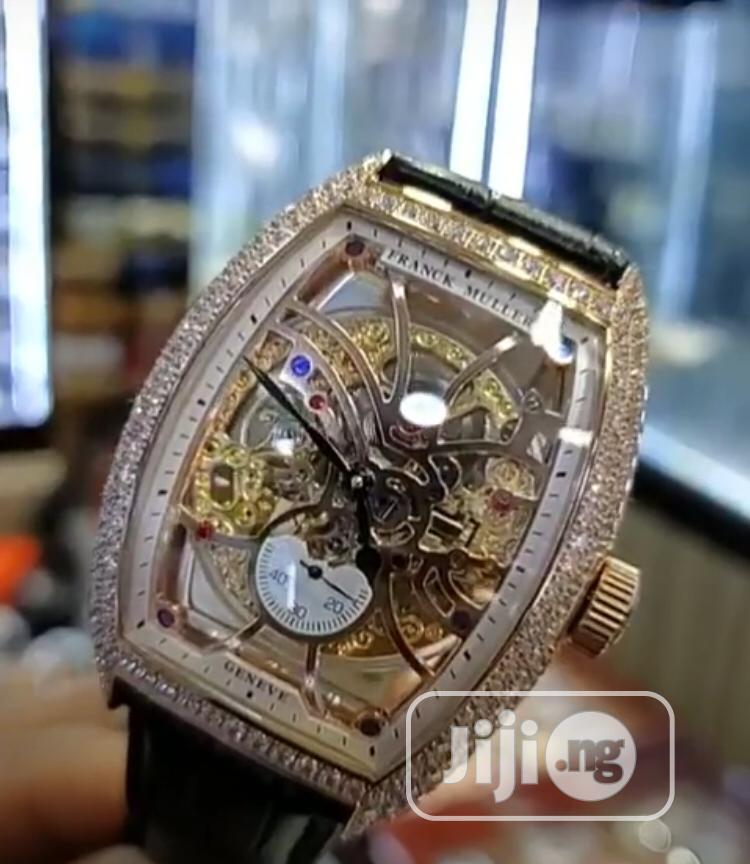 Franck Muller Luxury Watch