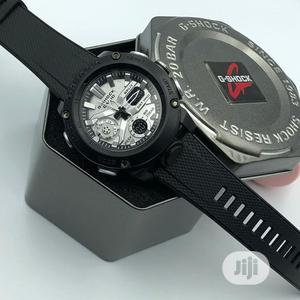 G-Shock Digital and Analog Rubber Strap Watch | Watches for sale in Lagos State, Lagos Island (Eko)