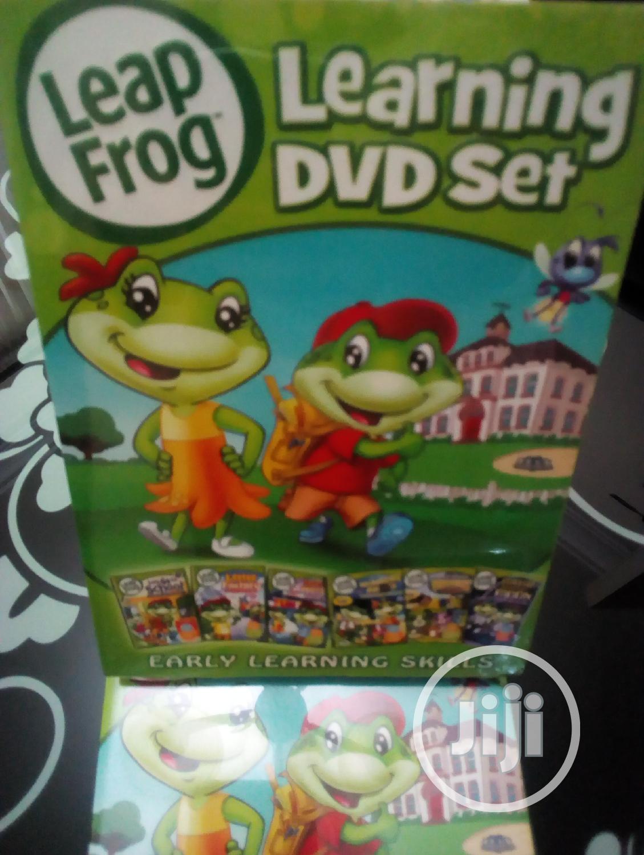 Complete Leap Frog 6dvds