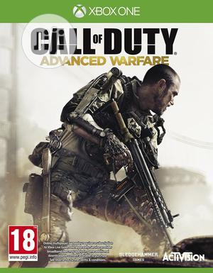 Call of Duty: Advanced Warfare - Xbox One   Video Games for sale in Lagos State, Surulere