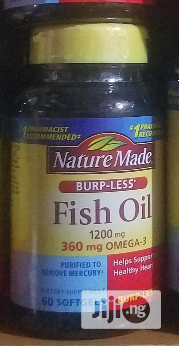 Nature Made Fish Oil 1200mg 360mg Omega-3