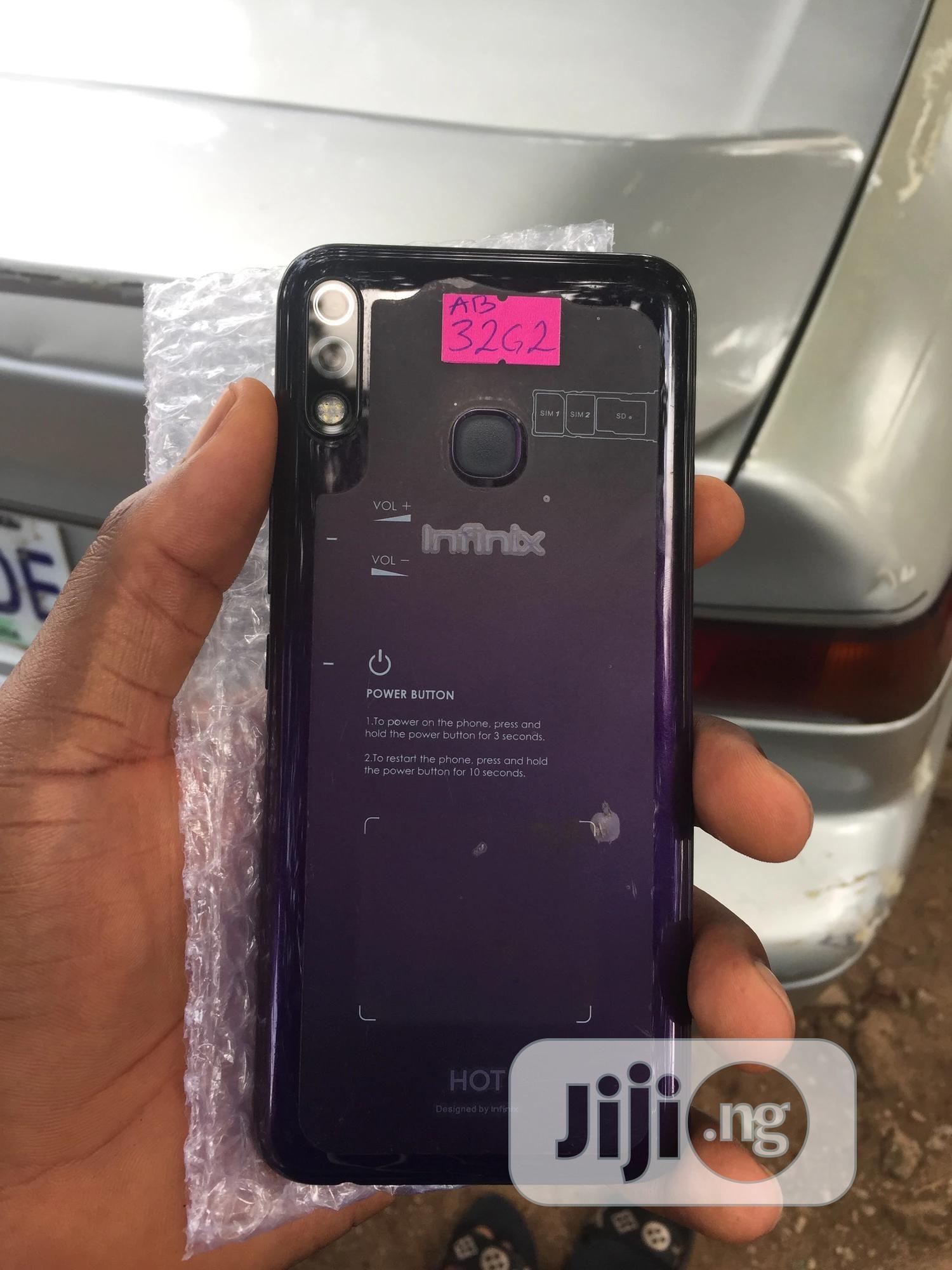 Infinix Hot 8 Lite 32 GB