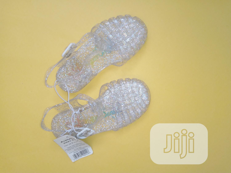 Jelly Disney Sandals | Children's Shoes for sale in Ifako-Ijaiye, Lagos State, Nigeria