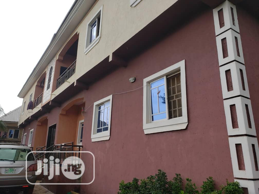 Archive: 4blocks of 3bedroom Apartment at Phase 6 Extension,Trans Ekulu